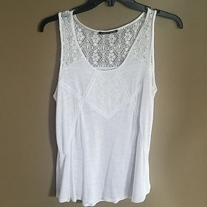 White tank top medium